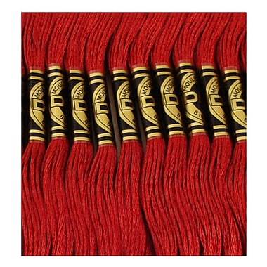 DMC Six Strand Embroidery Cotton, Very Dark Shell Pink
