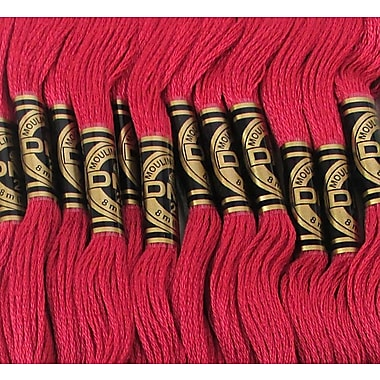 DMC Six Strand Embroidery Cotton, Dark Rose