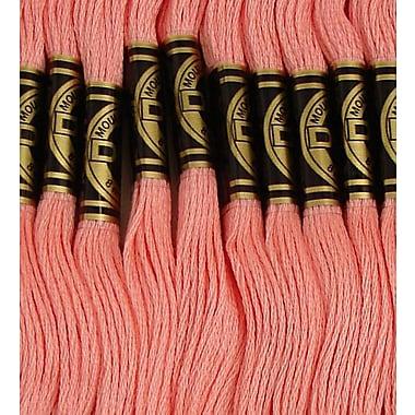 DMC Six Strand Embroidery Cotton, Light Rose