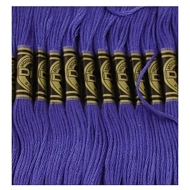 DMC Six Strand Embroidery Cotton, Med.Very Dk.Cornflower Blue-Btwn 791 & 792