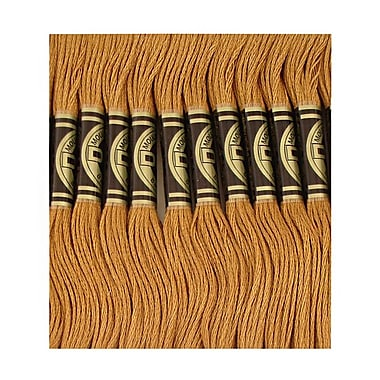 DMC Six Strand Embroidery Cotton, Dark Hazelnut Brown