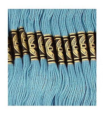 DMC Six Strand Embroidery Cotton, Light Wedgewood