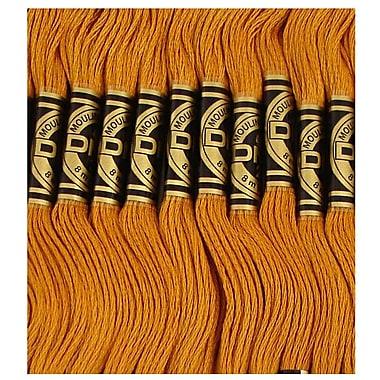 DMC Six Strand Embroidery Cotton, Very Dark Topaz