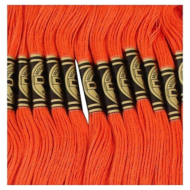 DMC Six Strand Embroidery Cotton, Medium Coral