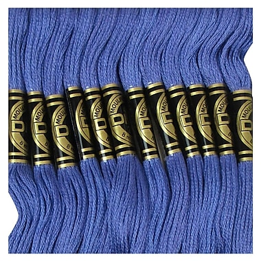 DMC Six Strand Embroidery Cotton, Cornflower Blue