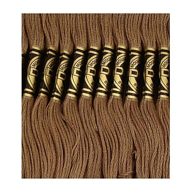 DMC Six Strand Embroidery Cotton, Ultra Dark Beige Grey