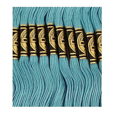 DMC Six Strand Embroidery Cotton, Peacock Blue