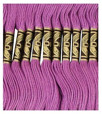 DMC Six Strand Embroidery Cotton, Medium Violet