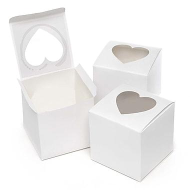 HBH™ Cupcake Favor Boxes, White