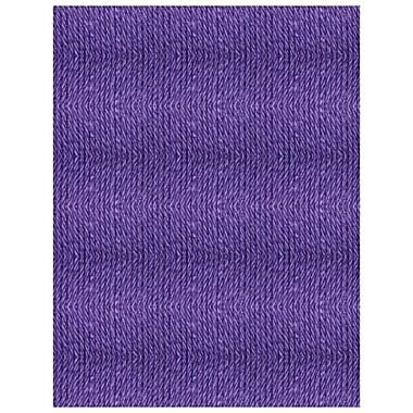 Canadiana Yarn, Solids-Grape Jelly