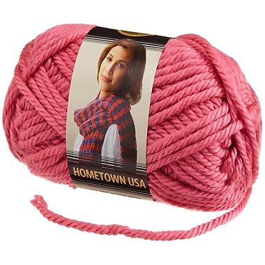 Hometown USA Yarn, Honolulu Pink