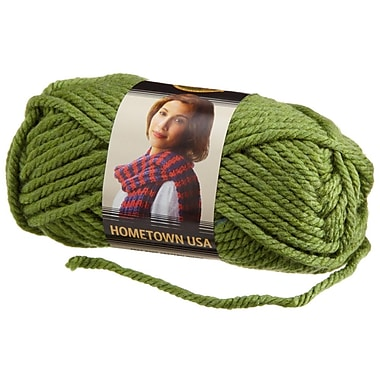 Hometown USA Yarn, Oklahoma City Green