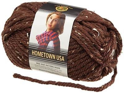 Hometown USA Yarn, Santa Fe Tweed