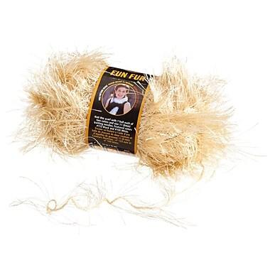 Fun Fur Yarn, Champagne
