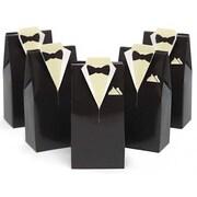 HBH™ Tuxedo Favor Boxes, Brown