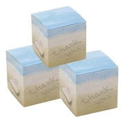 "HBH™ ""Thank You"" Seaside Jewels Favor Boxes"