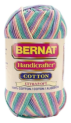 Handicrafter Cotton Yarn Ombres & Prints 340 Grams, Rainbow