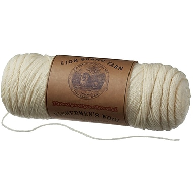 Fishermen's Wool Yarn, Natural