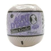 Aunt Lydia's Crochet Cotton Classic Value Size 10
