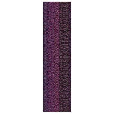 Tweed Stripes Yarn, Orchid
