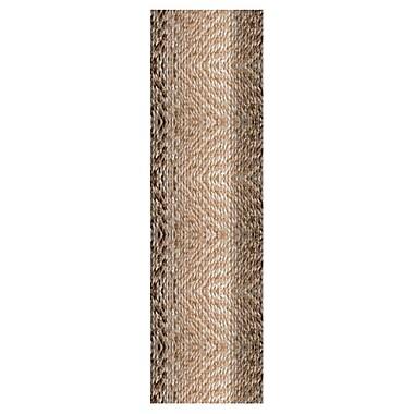 Tweed Stripes Yarn, Caramel