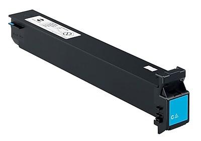 Konica Minolta TN-213C Cyan Toner Cartridge (A0D7432), High Yield
