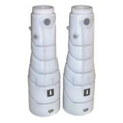 Konica Minolta Toner Cartridge, 8937-753, High Yield, Black, 2/Pack