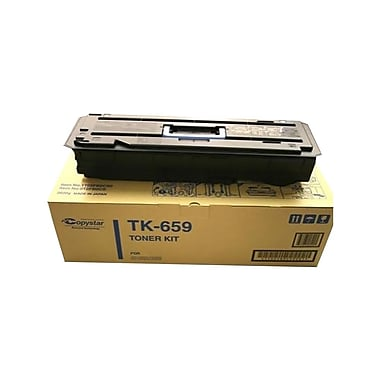 Copystar Black Toner Cartridge (0T2FB0CS)