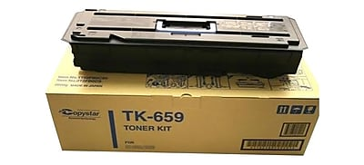 Copystar (COYTK659) Black Toner Cartridge