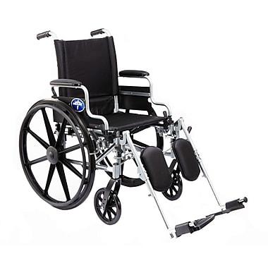 Medline Super Hemi Kit, Non-bariatric, Excel 3000 Wheelchair