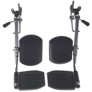 Medline Wheelchair Elevating Legrest, Non Bariatric, K1 Basic Wheelchair Compatible