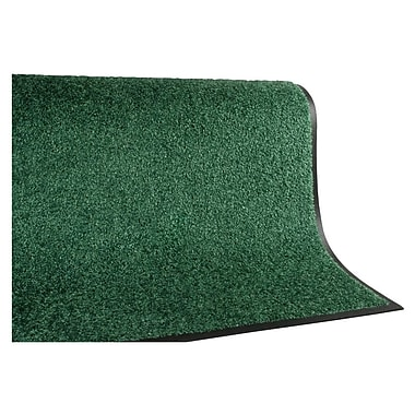 Andersen TriGrip Nylon Interior Floor Mat with Cleated Backing, 4' x 10', Emerald Green (100190410540)