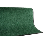 Andersen TriGrip Nylon Interior Floor Mat with Cleated Backing, 4' x 6', Emerald Green with Cleated Backing