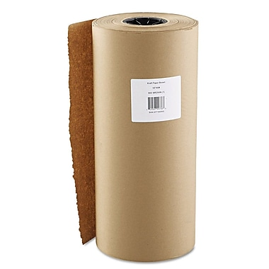 Boardwalk® 1840900 Kraft Paper, Brown, 18