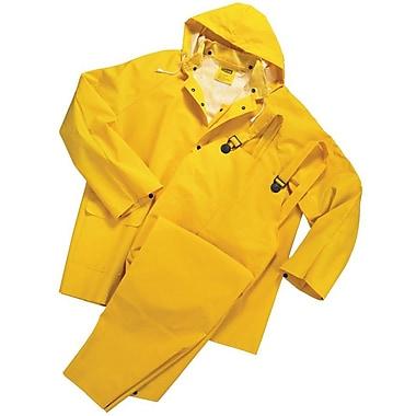 Anchor Brand® 9000 Rainsuit, Yellow, Small
