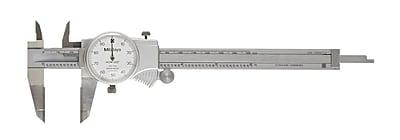 Mitutoyo 505-690 Dial Caliper, 0 - 8