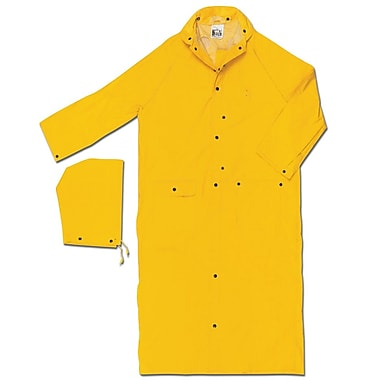 River City® 2013R Fluorescent Orange 3-Piece Rainsuits