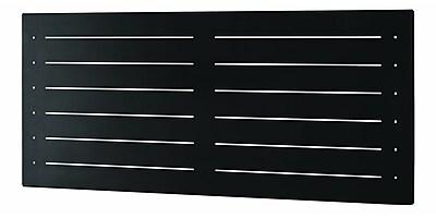 MMF Industries™ STEELMASTER® Slot System Bundle Set, Black