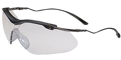 Jackson Safety® Smith and Wesson™ 3013122 Safety Glasses, Clear/Gunmetal