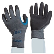 Showa Best® Glove ATLAS® Fit® 300B Rubber Coated Multi-Purpose Gloves, Small