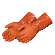 Showa Best® ATLAS® 610 PVC Powder Free Disposable Gloves, Large