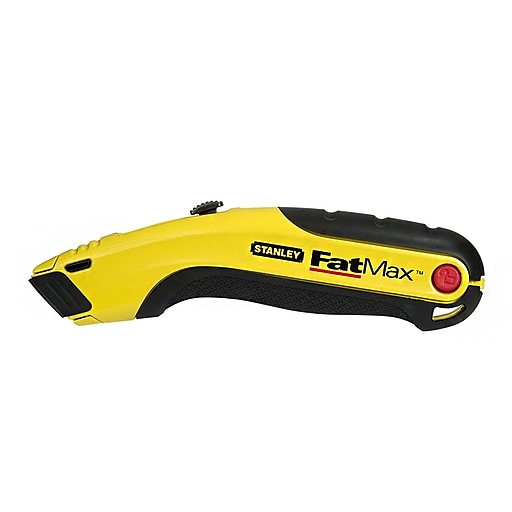 Stanley® FatMax® 10-778 Retractable Utility Knife, 6 5/8""