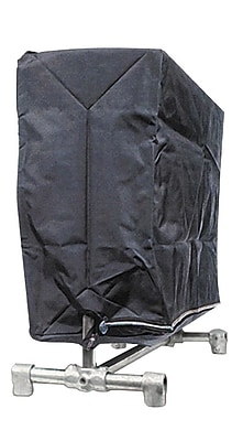 "Deluxe 60"" x 50"" x 24"" Zipper Garment Rack Cover"