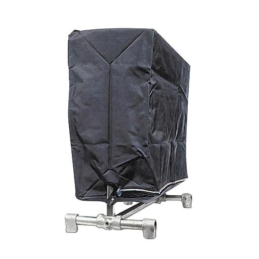 Deluxe 60 X 50 X 24 Zipper Garment Rack Cover Staples