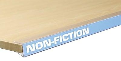 FFR Merchandising® Data Strip® Label Holder For Wood Shelving, 1 1/4