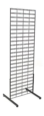 Slatgrid Unit, Black, 2'X6'