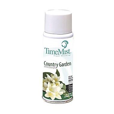 TimeMist® 5.3 oz. Air Freshener Refill, Green Apple, 12/Case