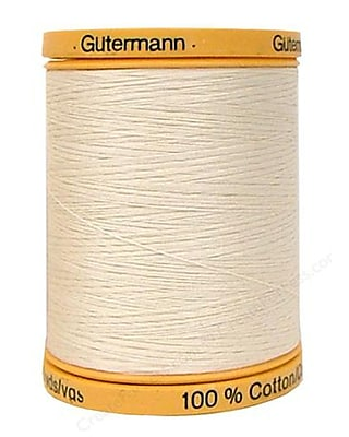Quilting Thread, Light Pearl, 220 Yards