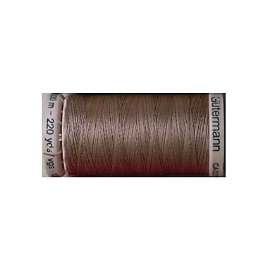 Quilting Thread, Khaki, 220 Yards