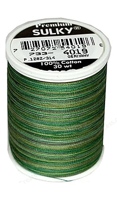 Sulky Blendables Thread 30 Weight, Forest Floor, 500 Yards